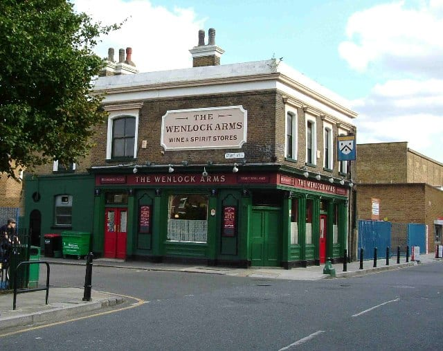 Best pubs in North London The Wenlock Arms| Photo: Glyn Baker / Wenlock Arms