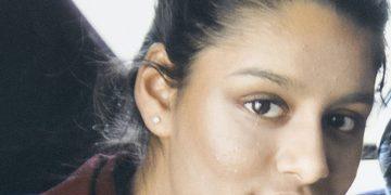 Undated file photo of Shamima Begum