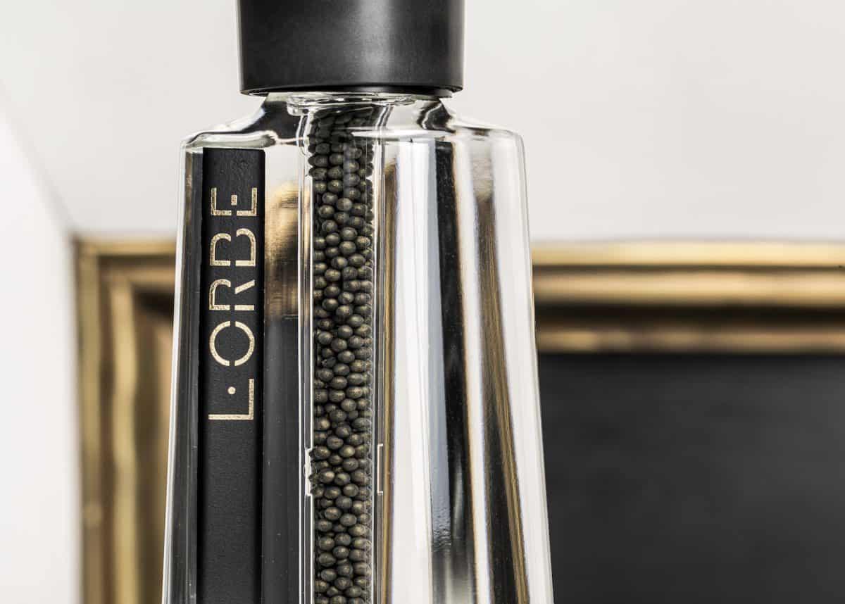 L'Orbe Vodka x Caviar