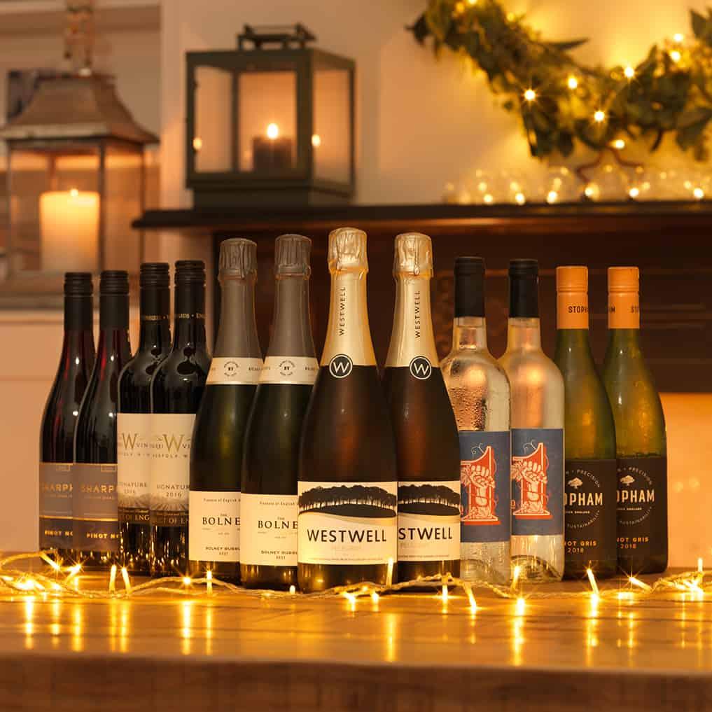 The English Vine Christmas Crackers