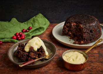 Clonakilty Christmas black pudding