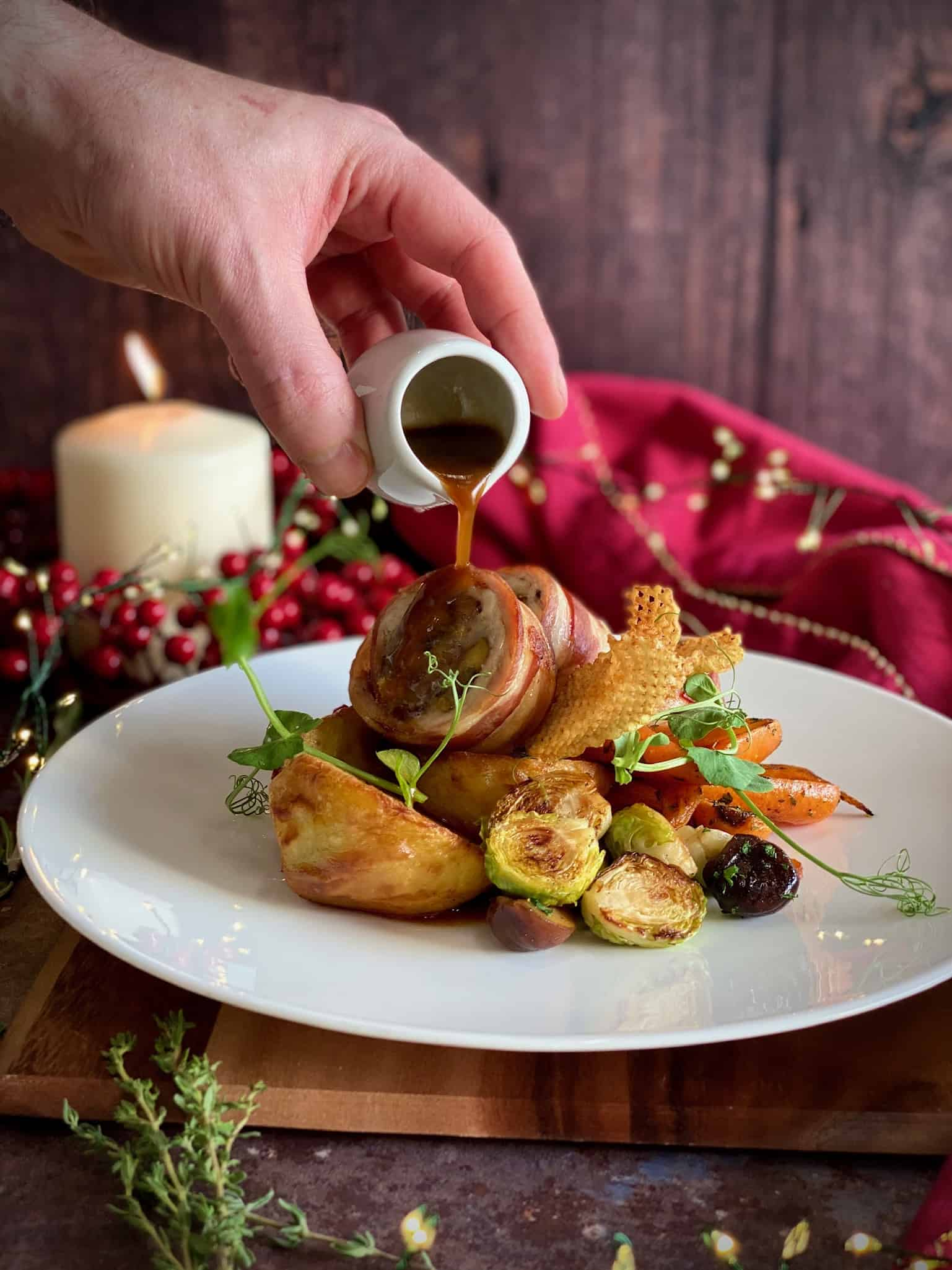 One Fine Dine Christmas food delivery