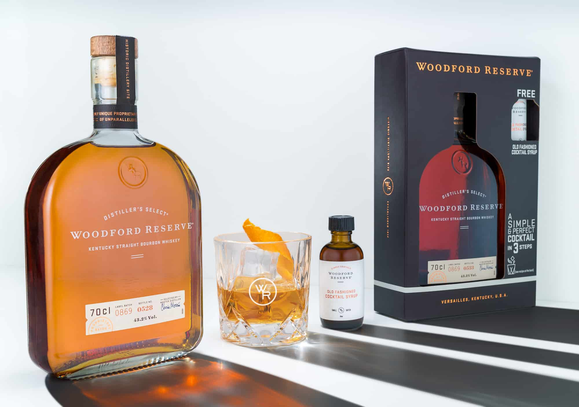 Woodford Reserve Food & Drink Christmas Gift Guide