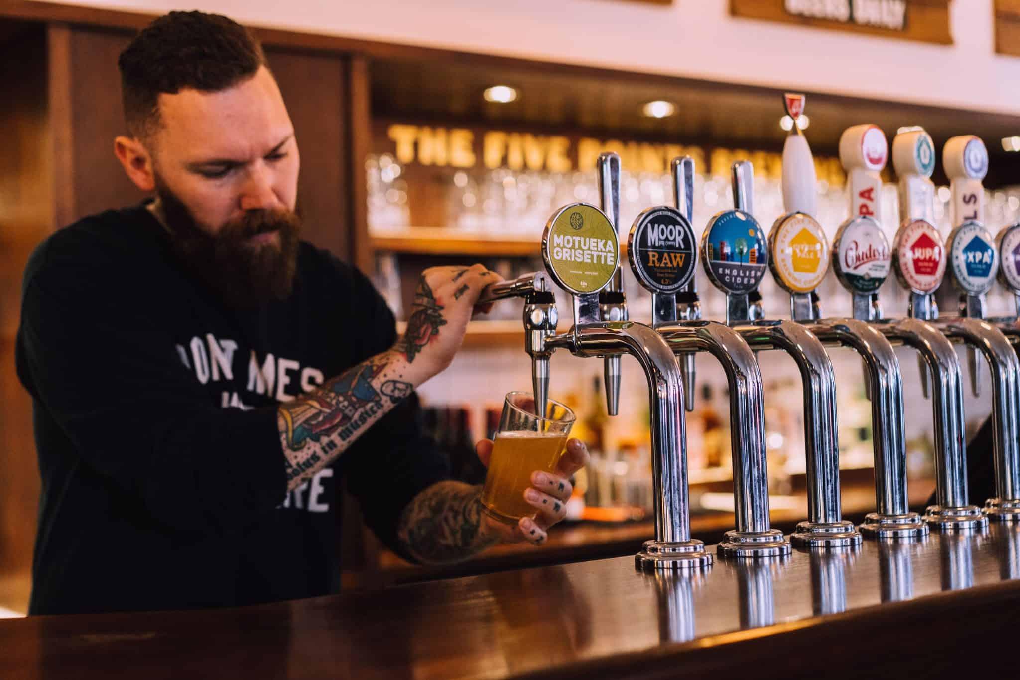 The Pembury Tavern Best Pubs in East London