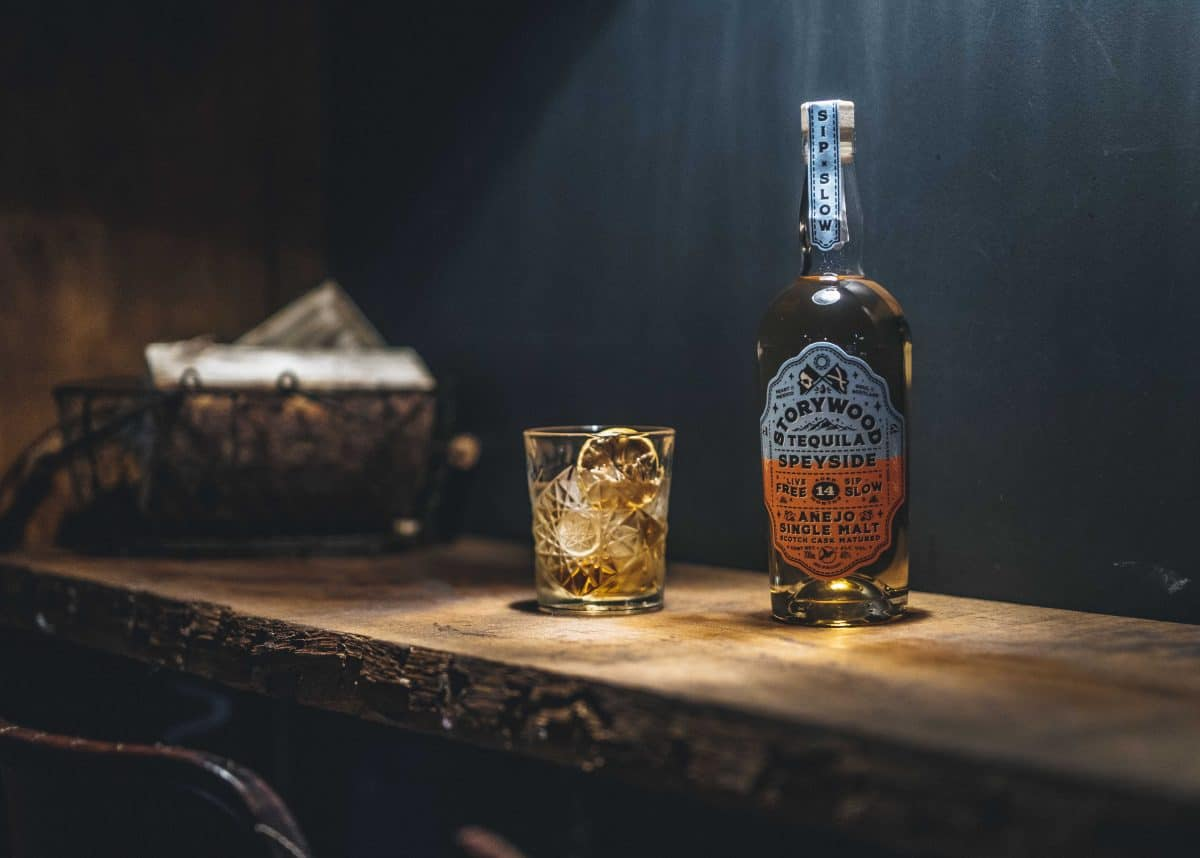 Storywood Tequila Speyside 14 Old Fashioned