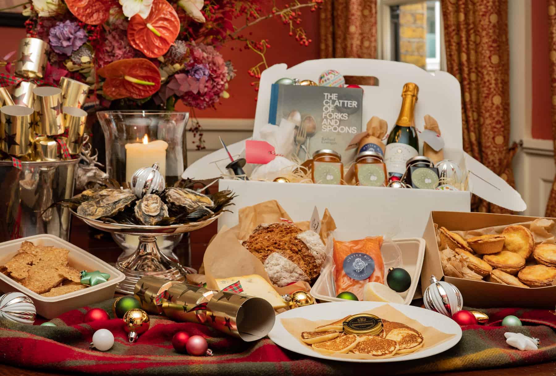 Bentley's Christmas hamper Food & Drink Christmas Gift Guide
