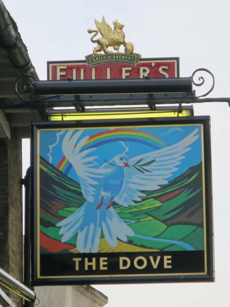 Dove Photo © Oast House Archive (cc-by-sa/2.0) best pubs in west london