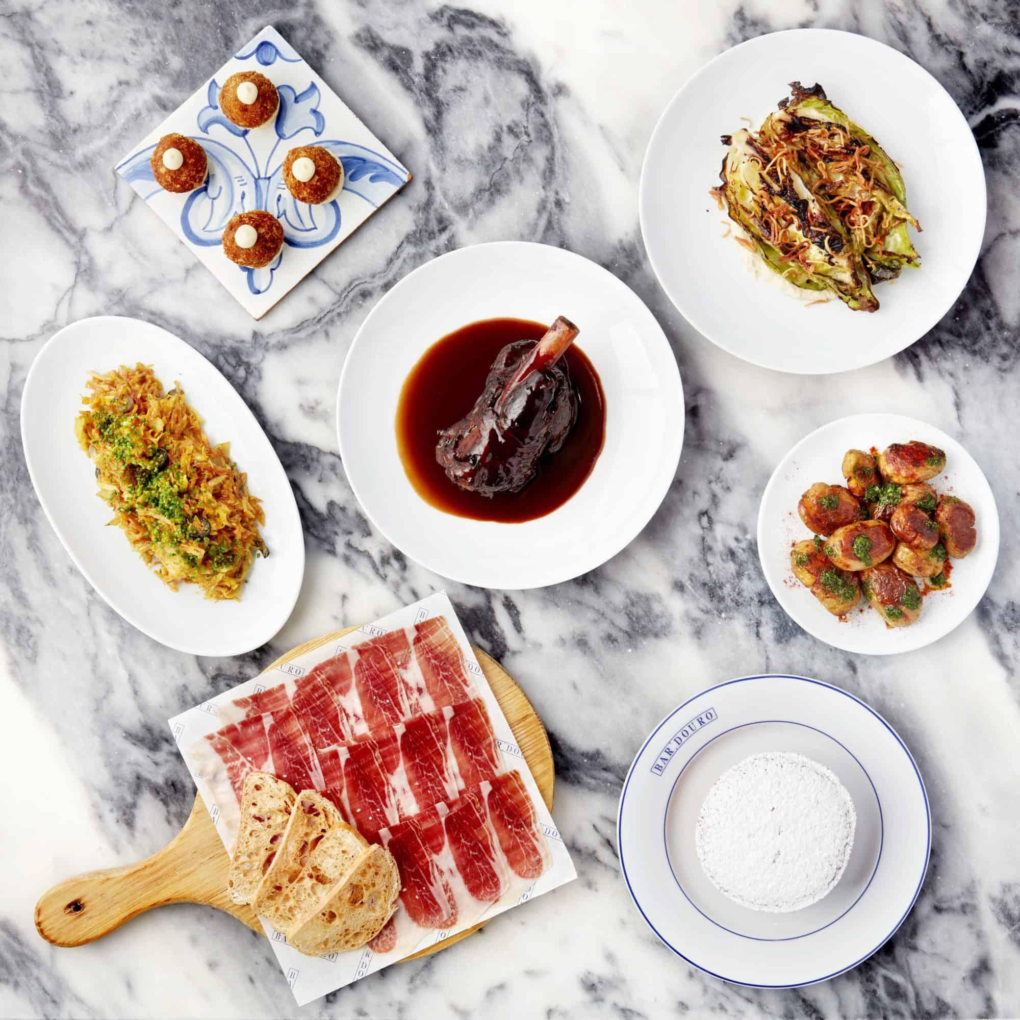 Bar Douro Feast Restokit  DIY meal kits