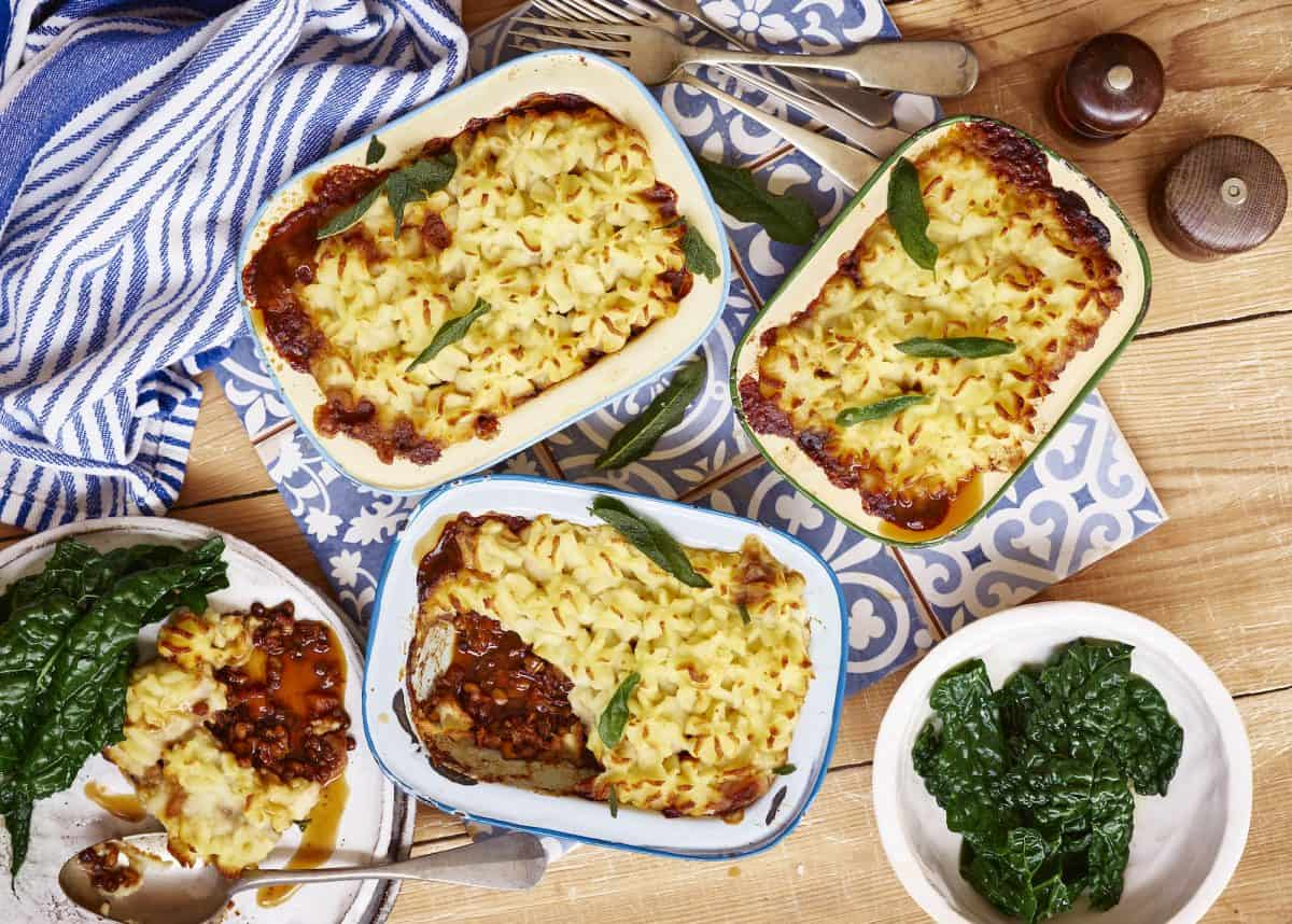Vegan Shepherd's Pie Recipe Gaz Oakley