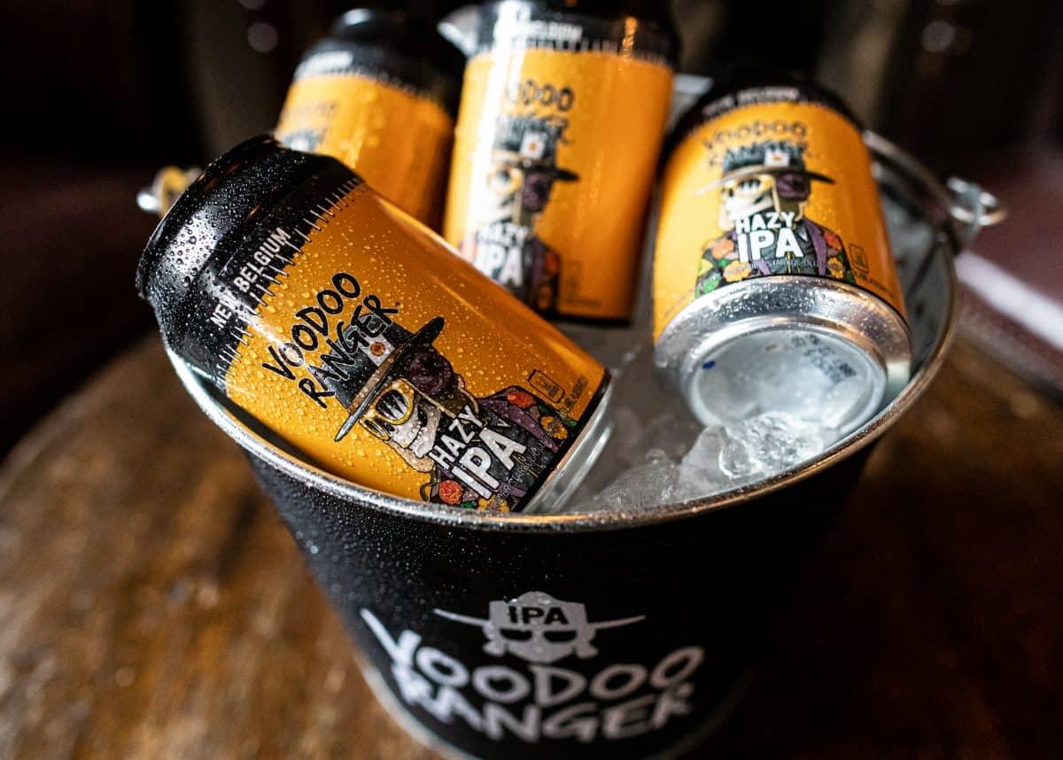 New Belgium Voodoo Ranger Hazy IPA