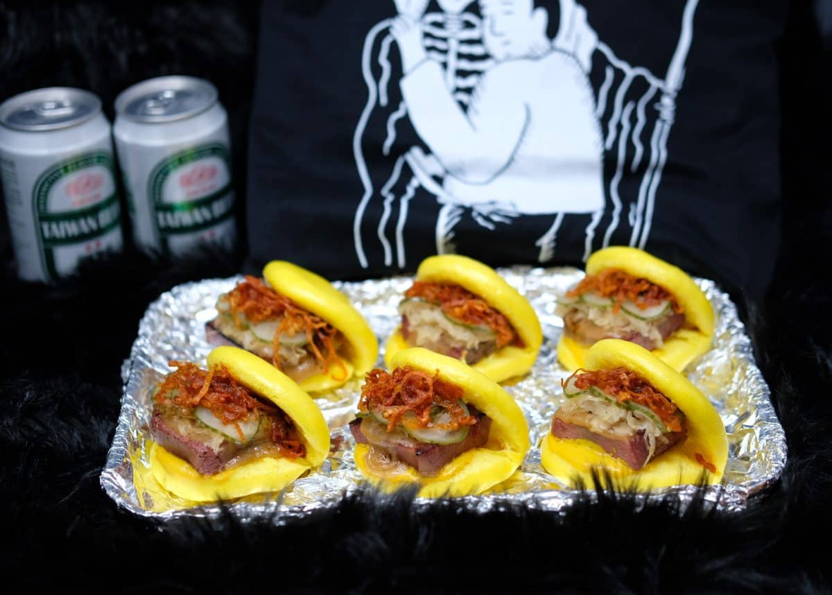 BAO x BAM Black Axe Mangal meal kit