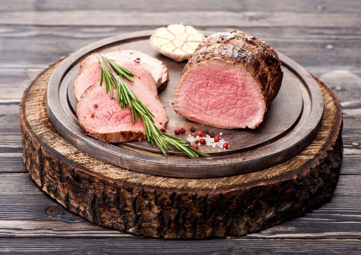 How To Make: Garlic Beef Roast