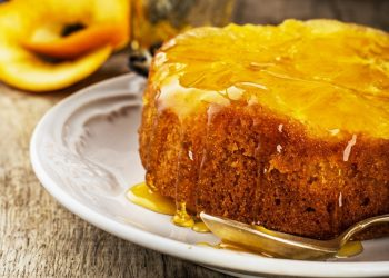 How To Make: Orange Cake with Syrup