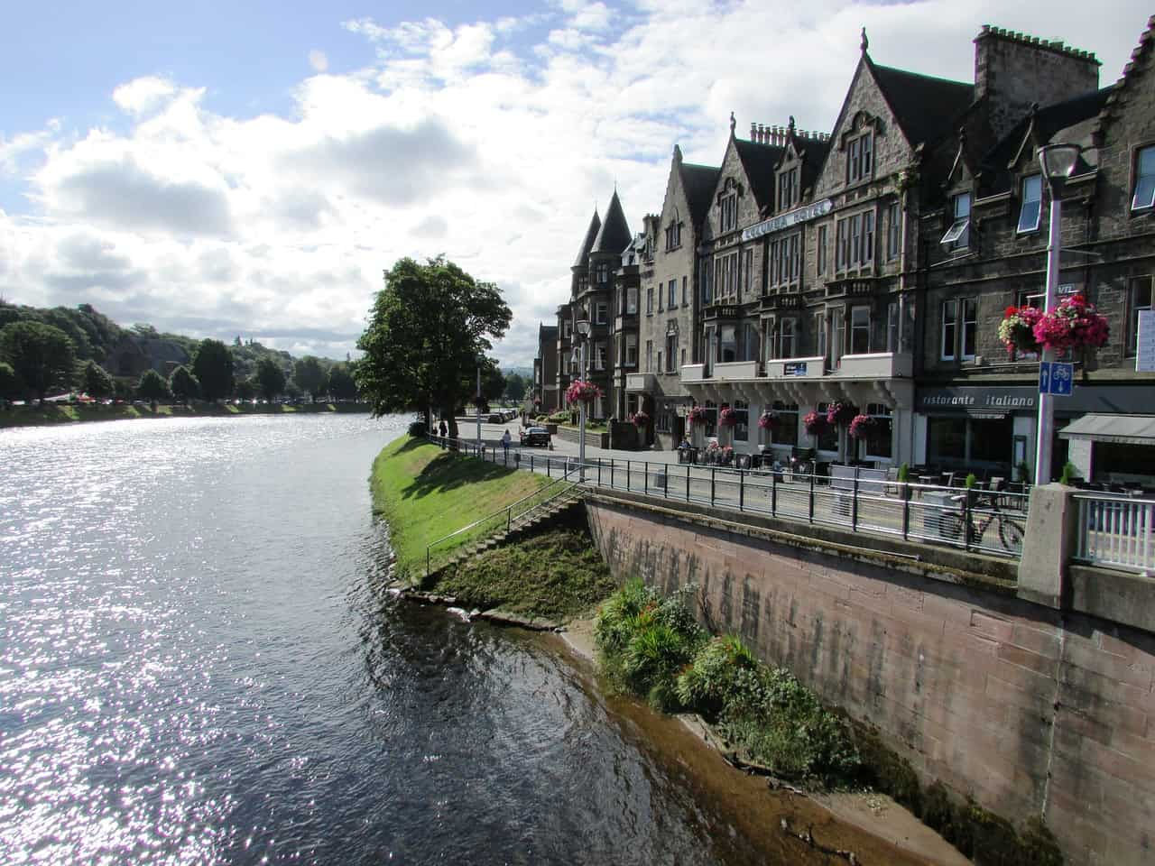 Inverness - escape to the country - best places to live 2021
