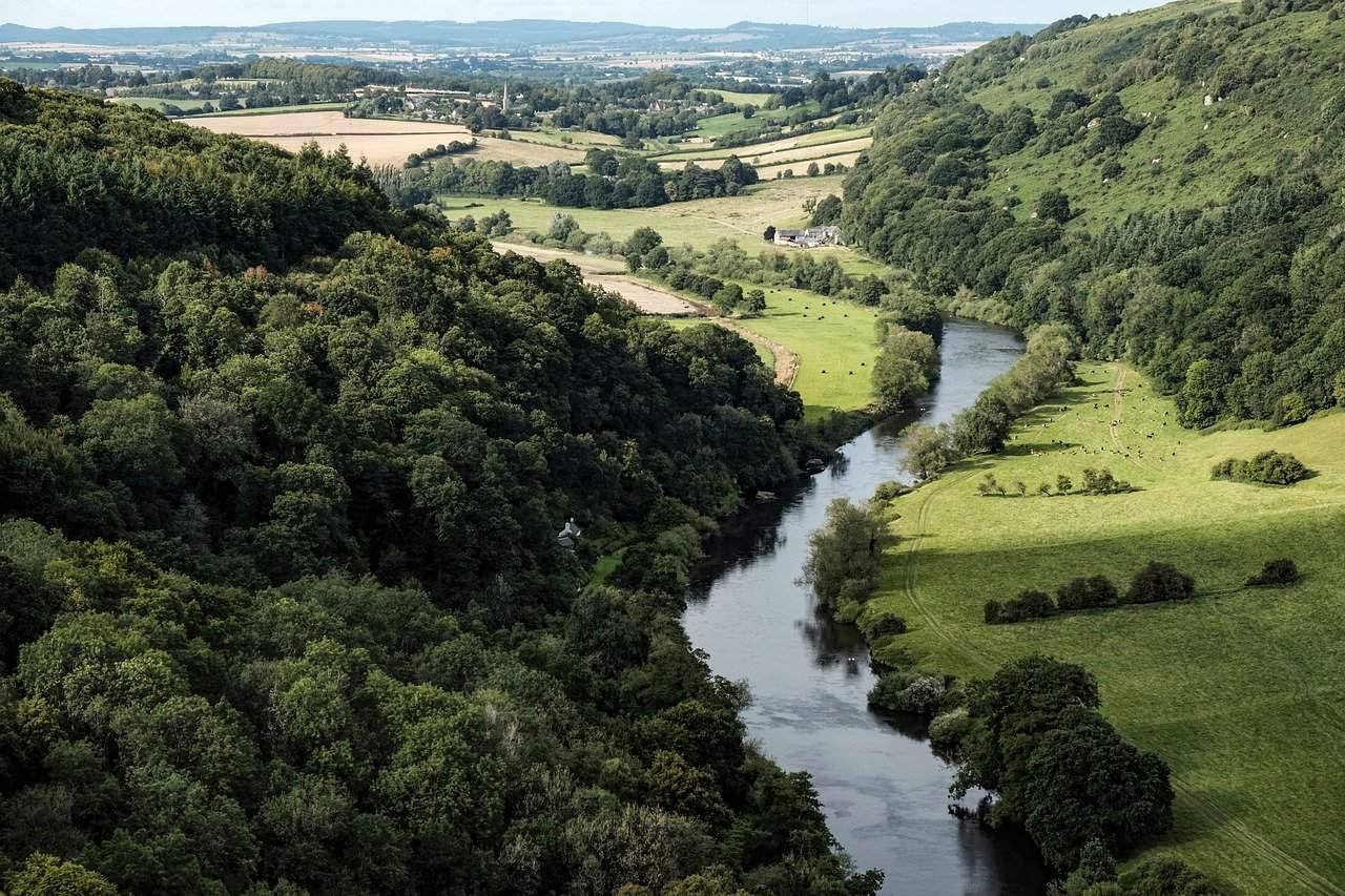 Escape to the country Hereford - River Wye
