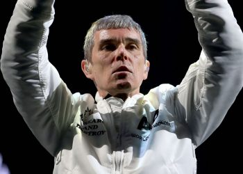 Ian Brown of The Stone Roses on the main stage at T in the Park, the annual music festival held at Strathallan Castle, Perthshire. Credit;PA