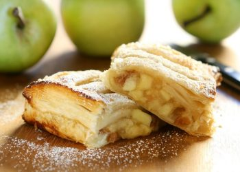 How To Make: Apple Strudel