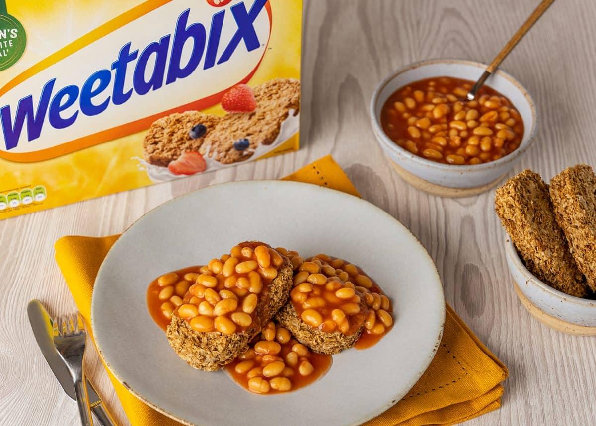 Weetabix Heinz Beans Unusual food pairings