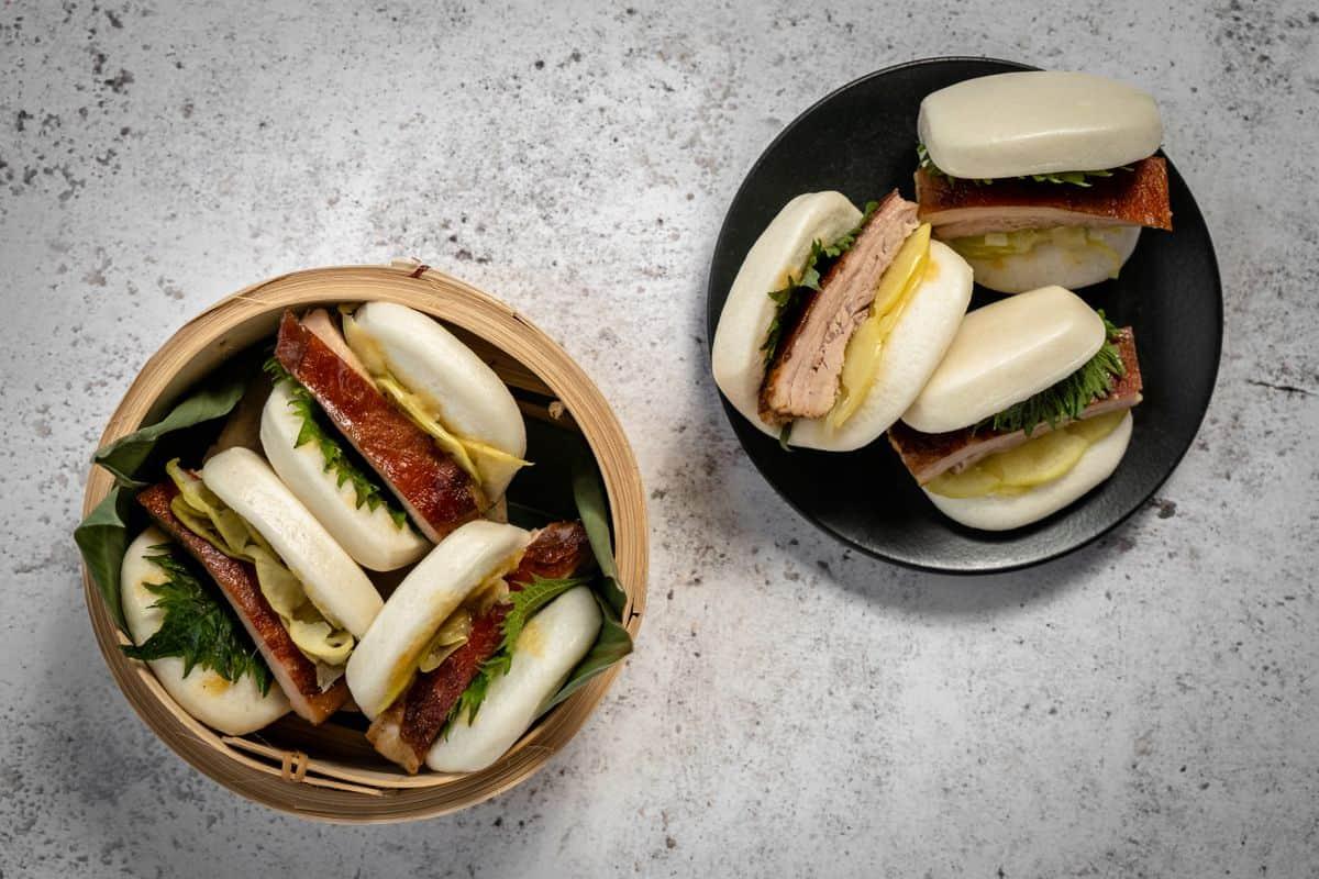 FLESH & BUNS DIY meal kits | Photo: Restaurant Kits