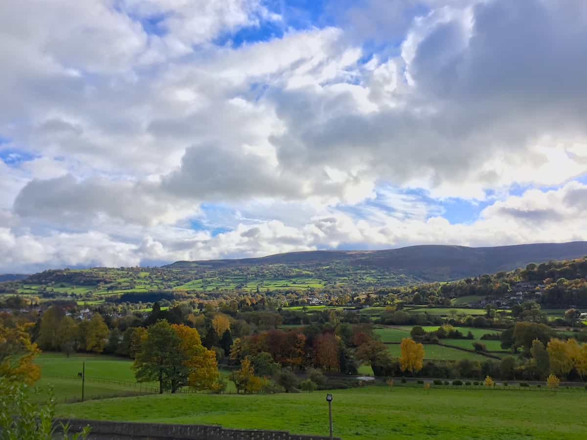 escape to the country - wales