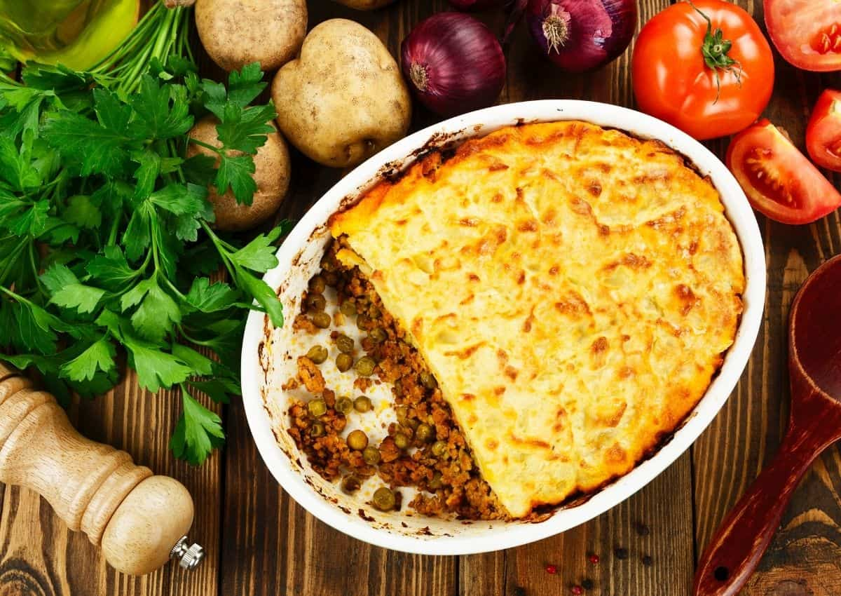 How To Make: Cottage Pie Bowl