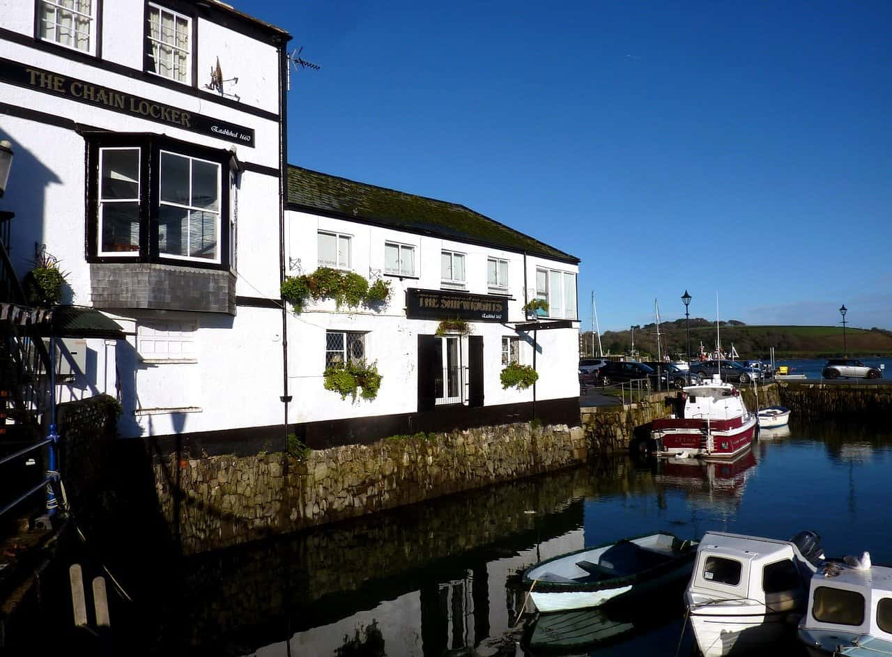 Falmouth, Cornwall - escape to the country - best places to live 2021