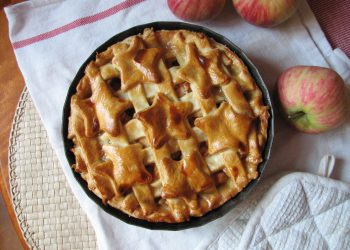 American apple pie recipe by katie, on Flickr