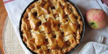 American apple pie recipe by katie, on Flickr