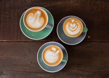 Latte art   Photo: Emma Smith / Unsplash