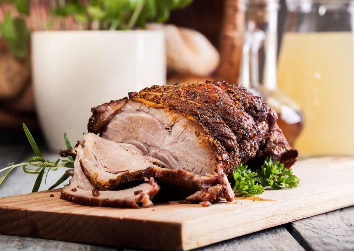How To Make: Roasted Leg of Pork with Crispy Crackling