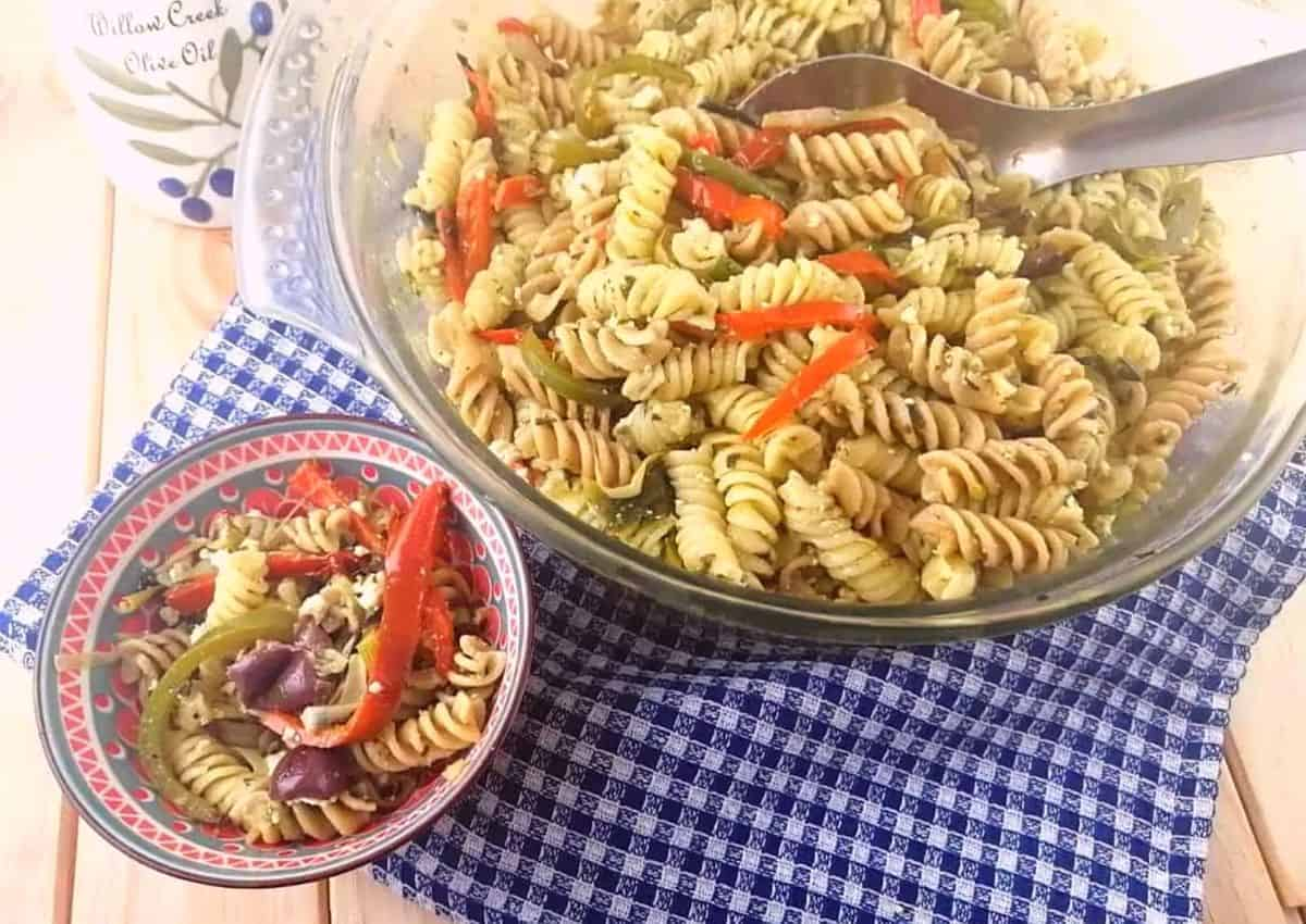 How To Make: Pasta Salad