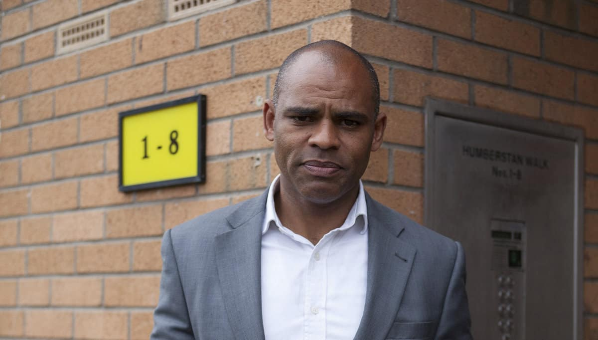 Marvin Rees. Credit:SWNS