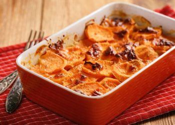 How To Make: Sweet Potato Ginger Bake