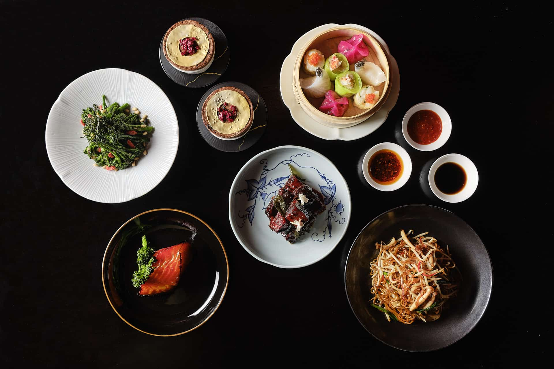 Occasions by Hakkasan food