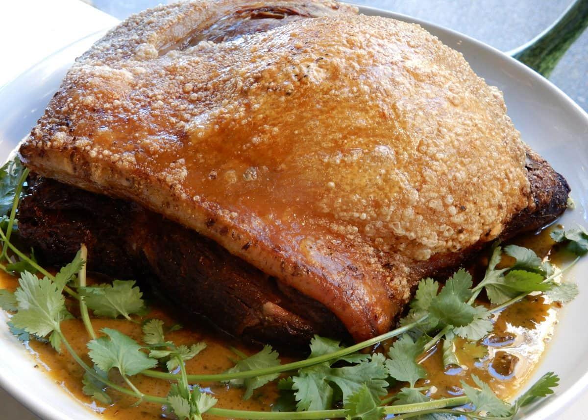 Lechon asado recipe
