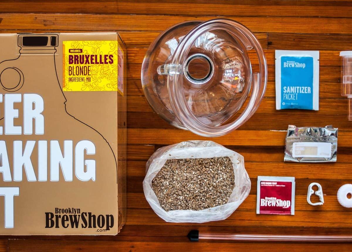 HonestBrew homebrew kits