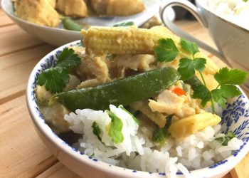 How To Make: Thai Fish Green Curry