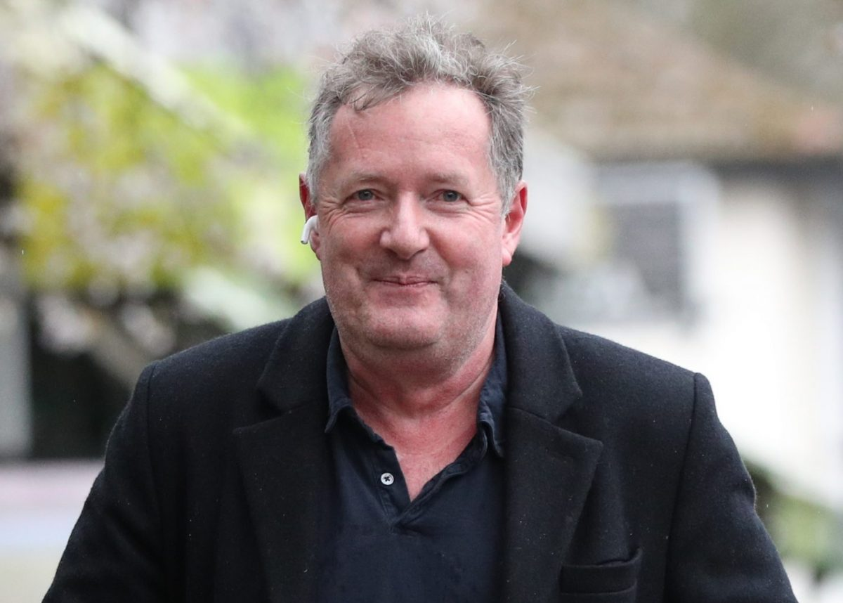 Piers Morgan returns to his home in Kensington, central London, the morning after it was announced by broadcaster ITV that he was leaving as a host of Good Morning Britain. Picture date: Wednesday March 10, 2021.