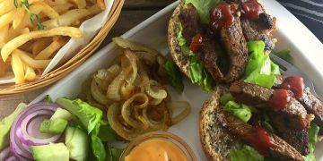 How To Make: Rump Steak Burgers