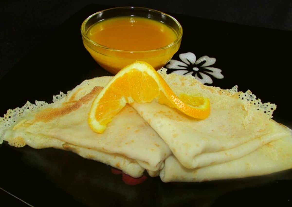 How To Make: Orange Butter Rum Pancakes