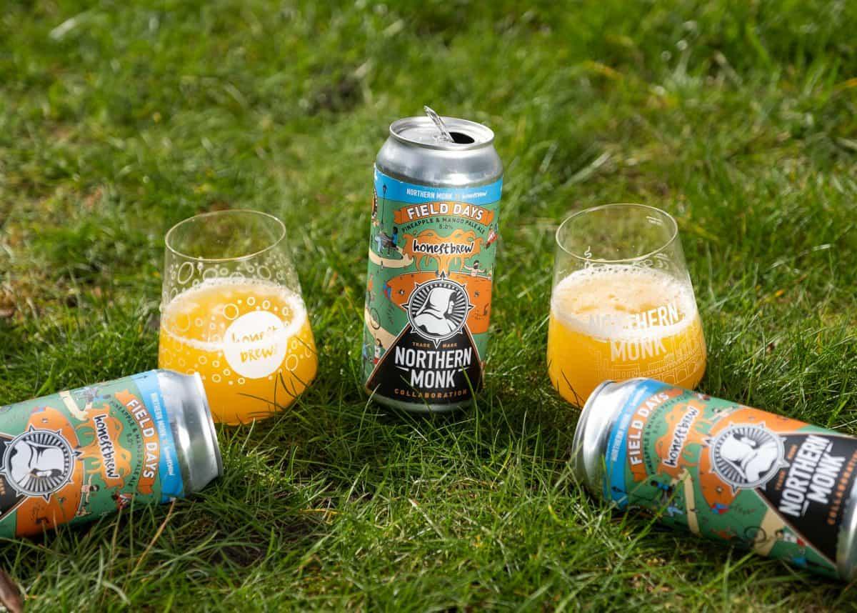 Northern Monk HonestBrew Field Days Pale Ale