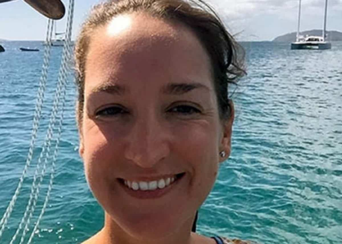 Undated handout photo supplied by US Virgin Islands Police Department showing missing Briton Sarm Heslop. The 41-year-old was last seen off the coast of St John aboard the Siren Song on March 7.
