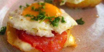 How To Make: Breakfast Spud