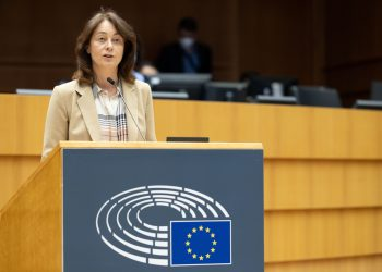 German MEP and lawyer Katarina Barley