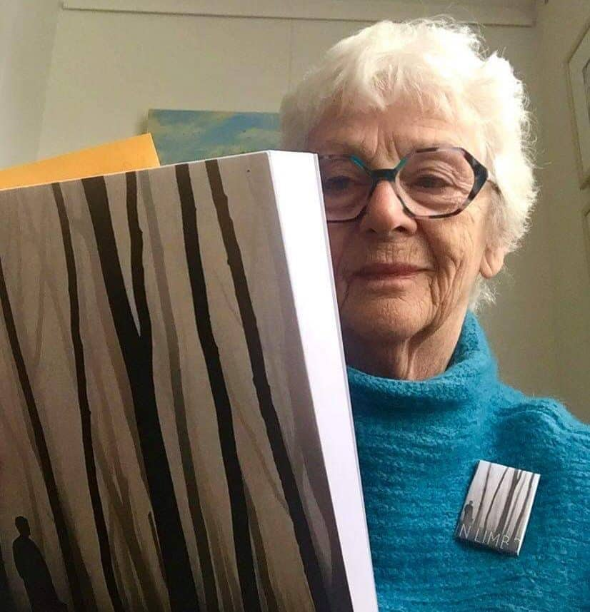 Elly Wright, 78, from The Netherlands, said she had changes made by the Home Office to her digital settled status proof without being informed and found the application process a hassle