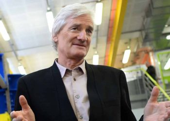 File photo dated 23/03/15 of billionaire inventor Sir James Dyson. The Government has ordered 10,000 ventilators to help tackle the coronavirus pandemic. Sir James said teams of engineers had been working solidly on the design since receiving the call from the Prime Minister 10 days ago.