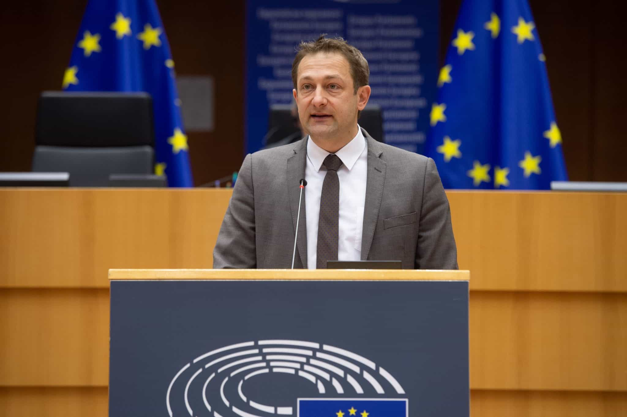 Christophe Hansen, member of the UK coordination group at the European Parliament