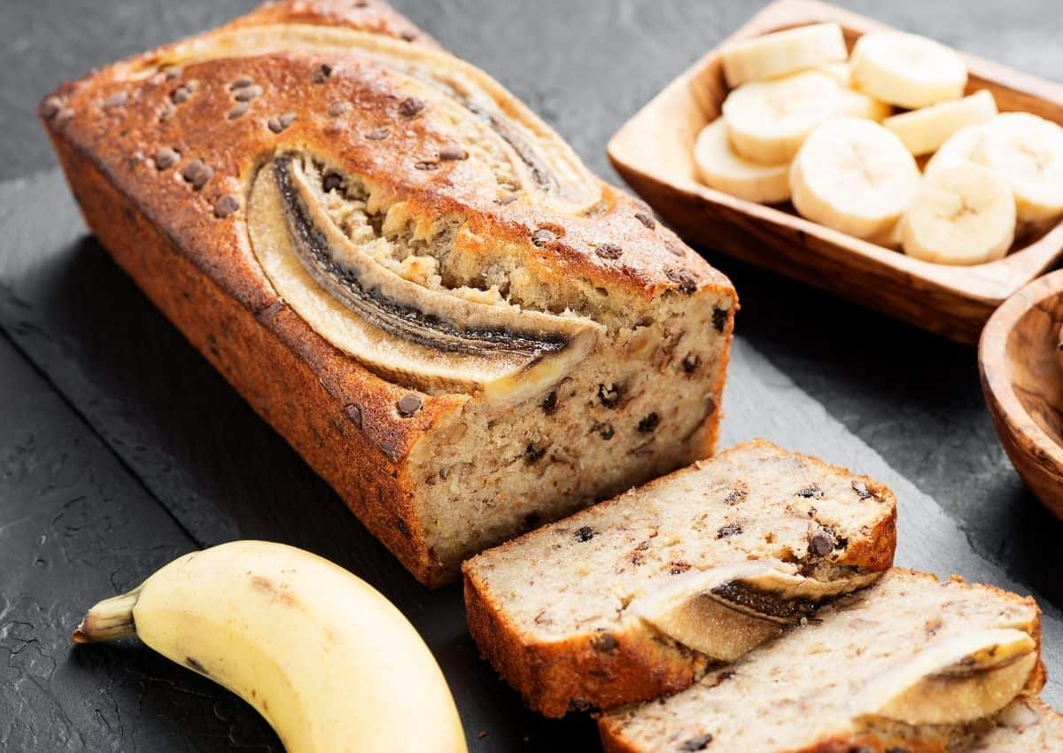 How To Make: Banana Bread