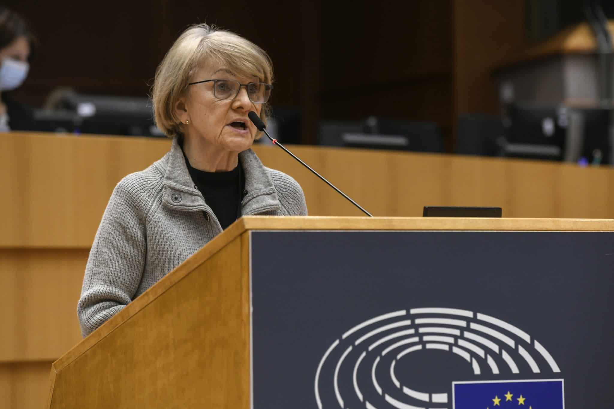 Polish MEP Danuta Hübner