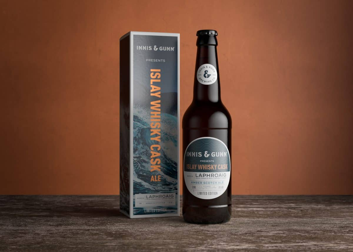 Innis & Gunn Islay Whisky Cask Laphroaig